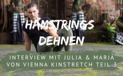 Hamstrings dehnen – Interview mit Vienna Kinstretch