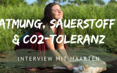 Richtig atmen: Nasenatmung, Sauerstoff und CO2-Toleranz