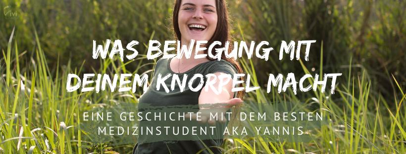 Knorpel Interview mit Yannis